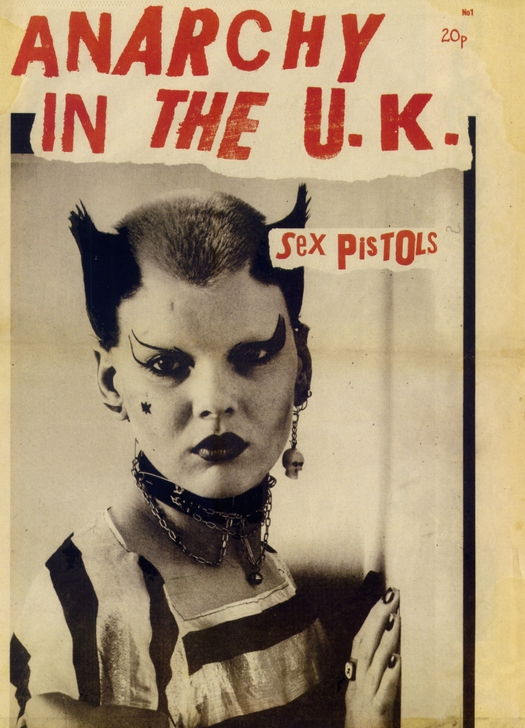 anarchyintheuk-fanzine1976-photo-by-ray-stevenson-design-by-jamie-reid-source-punk-an-aesthetic