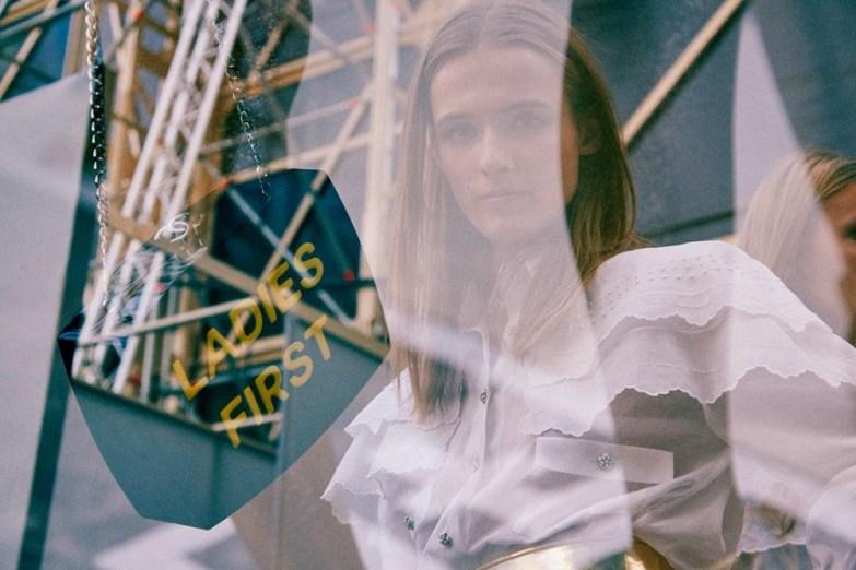 Chanel SS15, Lea Colombo for dazeddigital.com